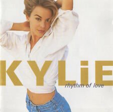 KYLIE MINOGUE - RHYTHM OF LOVE - PWL  - CD