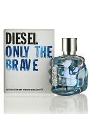 DIESEL Only The EDT Brave 200ml Men's Spray New Boxed Sealed FAST P&P HN6