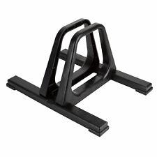 2x Gear Up Grandstand Single Bike Floor Stands Racks For Indoor & Outdoor Use