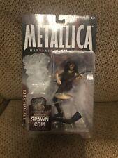 Metallica Harvester Of Sorrow Kirk Hammett McFarlane Toys 2001 Wah Leg Rare