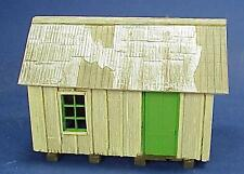 O/On3/On30 WISEMAN MODEL SERVICES LOGGING OR MINING CAMP CABIN STYLE 2 KIT