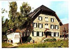 Hotel Kurhaus Rothaus, Ansichtskarte, gelaufen