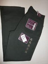 Fit 35x31 Gloria Vanderbilt Amanda Stonewashed Denim Green Jeans Tag 16 AVG