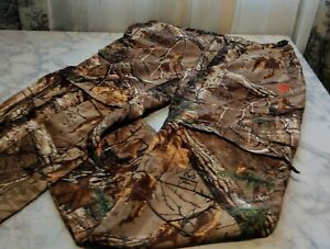 Game Winner Men's Realtree Camouflage Zip Off Hunting Pants Size Large New