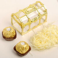 HK- Mini Treasure Box Candy Gift Jewelry Organizer DIY Trinket Storage Container