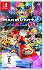 Mario Kart 8 Deluxe Nintendo Switch NEU+OVP