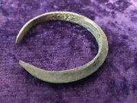 Scandinavian Viking era bronze Bracelet - Circa. 900 - 1100 AD