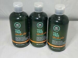 NEW LOT OF 3 Tea Tree Special Color Conditioner 10.14 FL OZ