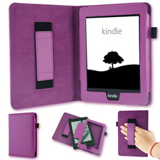 Schutz-Tasche-Hülle-Cover-Kindle Paperwhite-Ebook-Case Reader Lila Bag NAUC