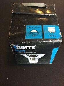 Eterna Ebrite GU10 230V 50W Halogen Lamp - New & Boxed
