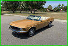 1970 Ford Mustang Rare Color, 302 V8, Disc Brakes! 1970 Ford Mustang Convertible 302 V8 AutomaticTransmission