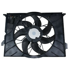 Radiator Cooling Fan Assembly for Mercedes-Benz S-Class W221 S350 S400 S450 S500
