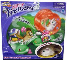 Furry Frenzies Whirl Around Playground featuring Rascal Rally **New & Sealed**