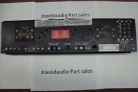 Sherwood S-8900 Back Panel. Tested. Parting Out Entire S-8900 Receiver.