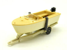 Wiking 95/4  Motorboot auf Anhänger - d-creme