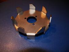 Dissolver Dissolverscheibe Dispergierscheibe Dispergierer Zahnscheibe 105 mm