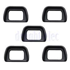 5 piezas Visor Ocular Copa ocular FDA-EP10 Para Sony NEX-7 NEX-6 A6000 de