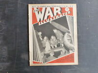 1940 THE WAR ILLUSTRATED VOL. 2 #31 RAIDERS OF SYLT