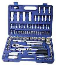 """Laser Tools Socket Set - 1/2""""D & 1/4""""D   94pc - 3671"""