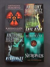 The Gatekeepers series by Anthony Horowitz, 1-4 volumes, Hardcovers