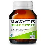 Blackmores Mega B Complex  200 pack tablets