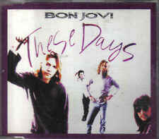 Bon Jovi-These Days Promo cd single
