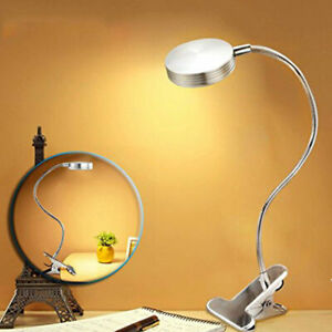 Dimmable LED Desk Bedside Reading Lamp Table Study Touch Control Night Light