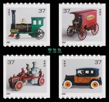 Antique Toys 3638-41 3639 3640 3641 Coil Singles Set 4 From 2002 MNH - Buy Now