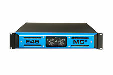 MC2 E45  AMPLIFIER 2250W x2 @ 4 Ohms! 5 YEAR WARRANTY EX DEMO