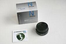 Novoflex SL/NIK Leica SL Nikon AF Lens Mount Adapter in box ONLY for Leica SL