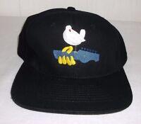 VINTAGE Woodstock 1999 Snap Back Hat ~ Wood Stock Music Festival