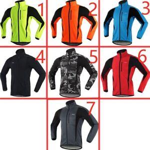2021 MTB Winter Men's Cycling Jacket Windproof and Waterproof Warm Sports Jacket