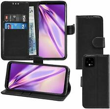 Black PU Leather Wallet Case Cover Book Case For Google Pixel 4 XL