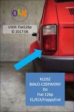 Fiat 126p BIS EL ELX klosze lamp stop rear light cover