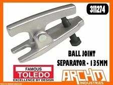TOLEDO 311274 - BALL JOINT SEPARATOR - 135MM - REMOVAL STEERING SUSPENSION