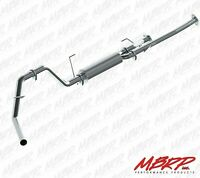 MBRP Performance Cat-Back Exhaust 2009-2020 Toyota Tundra 5.7L/4.6L S5314P