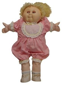 Cabbage Patch Doll pink outfit