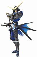 USED Revoltech Yamaguchi No.079 Sengoku Basara Date Masamune Figure Kaiyodo