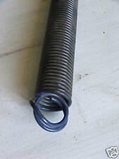 Pair 25-42-140lbs 7' Blue Garage Door Extension Springs w/ Safety Cables Repair