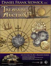 Daniel Frank Sedwick Treasure Auction #14 Shipwreck treasure coins and artifacts