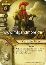 Warhammer Invasion - 2x Veteran Slayer  #003