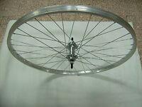 """Ruota / Cerchio Posteriore Bici City Bike 28""""  - 1 Velocità       *barilemoto*"""