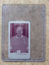 UD Goodwin Champions PHIL HELLMUTH Printing Plate 1/1