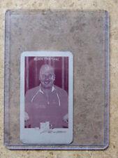 UD Goodwin Champions PHIL HELLMUTH Printing Plate 1/1 Razor Poker