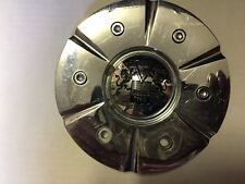 VOGUE CHROME CENTER CAP/CHROME WHEEL/RIM CAP#504H174-1-GOOD SHAPE(1EA)