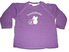 Ebi & Ebi superbe chemise manches longues taille 92 violet avec motif souris!!!