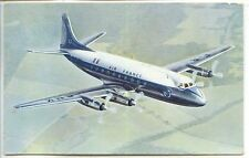 "CP Aviation - Vickers ""Viscount"" - Cie Air France"