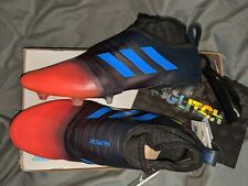 Adidas Glitch 2.0 FG size 9 Predator X 18.1 18+ Nemeziz Copa f50 purespeed 17.1