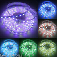 16.4ft 5M 5050 RGBW RGB+ Cool White 300 LED Strip Light Silicone Tube Waterproof
