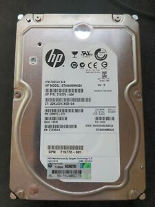 HP (Seagate) ST4000NM0023 4TB SAS 7.2K HDD